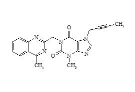Linagliptin impurity 16