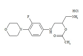 Linezolid Related Impurity 2 HCl