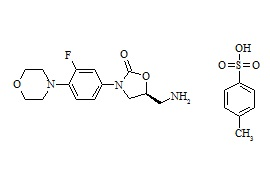 Linezolid Related Compound C Tosylate