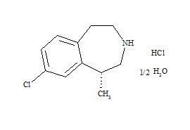 Lorcaserin HCl Hemihydrate
