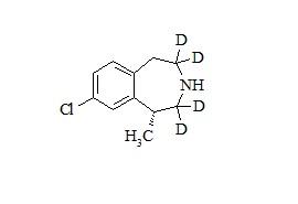Lorcaserin-D4