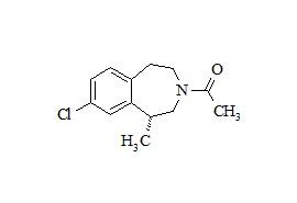 Lorcaserin Impurity C