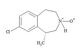 Lorcaserin N-Oxide (N-Hydroxy Lorcaserin)