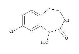 Lorcaserin Lactam Impurity