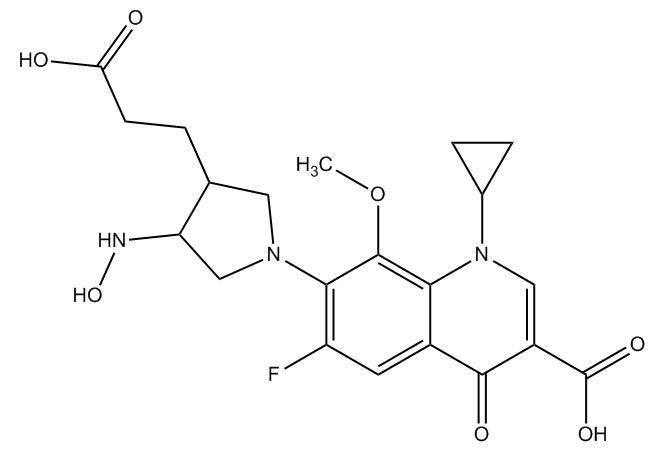 Moxifloxacin Impurity K