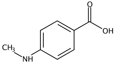 4-(Methylamino)benzoic acid