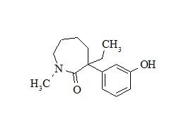 Meptazinol impurity A