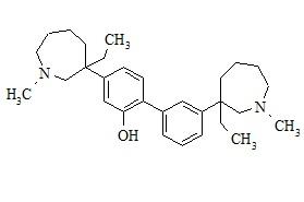 Meptazinol impurity C