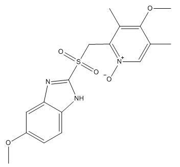 Omeprazole Sulfone N-Oxide