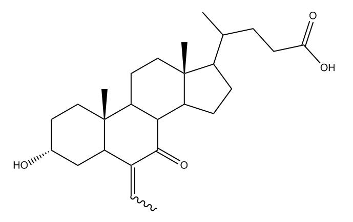 Obeticholic Acid Impurity 19