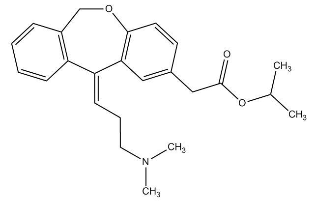 Olopatadine Isopropyl ester
