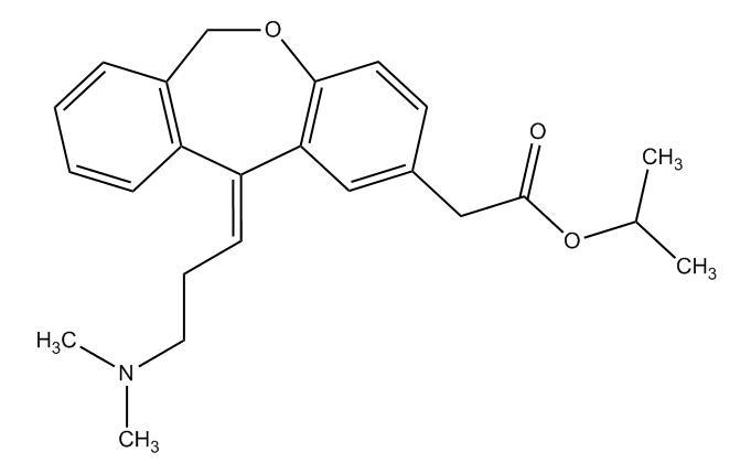 (E)-Olopatadine Isopropyl Ester