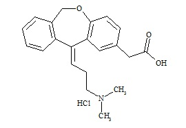 Olopatadine HCl