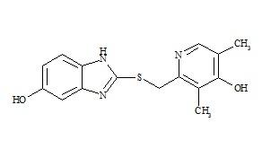 O,O-Didesmethyl Omeprazole Sulfide