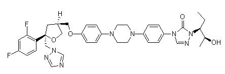 Posaconazole Diastereoisomer 2