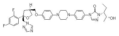 Posaconazole Enantiomer 6