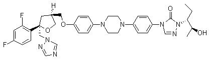 Posaconazole Diastereoisomer 8