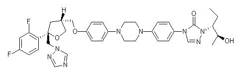 Posaconazole Diastereoisomer 10