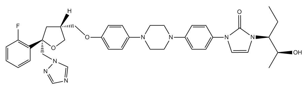 Posaconazole Impurity 38