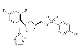 Posaconazole Diastereoisomer Related Compound 1