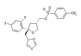 Posaconazole Diastereoisomer Related Compound 2