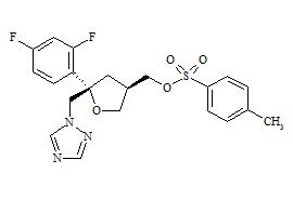 Posaconazole Diastereoisomer Related Compound 5