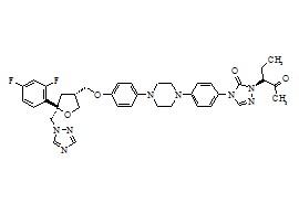 Posaconazole Impurity 10 (POS-A)