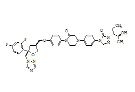 Posaconazole Impurity 12 (POS-G)