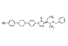 Posaconazole Diastereoisomer Related Compound 6