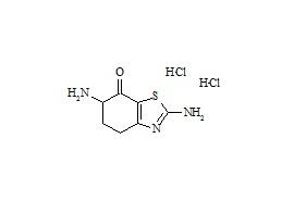 2, 6-Diamino-5 ,6-Dihydrobenzo[d]thiazol-7(4H)-One