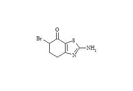 2-Amino-6-Bromo-5 ,6-Dihydrobenzo[d]thiazol-7(4H)-One