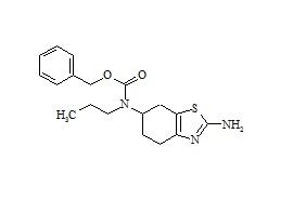 N-Carbobenyloxy Pramipexole