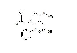 Prasugrel Metabolite (R-106583)