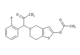 Prasugrel Acetyl Impurity