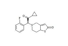 Prasugrel Metabolite [(S)-R-95913]