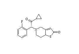 Prasugrel Metabolite [(R)-R-95913]