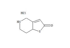 Prasugrel Impurity 9 HCl