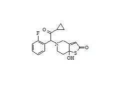 Prasugrel Impurity IV(HYTP)
