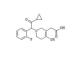 Prasugrel Metabolite (R-104434)