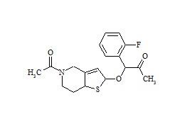 Prasugrel N-Acetyl Impurity
