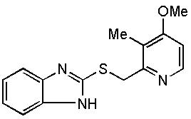Rabeprazole Methoxy sulfide analog