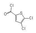 4,5-dichlorothiophene-2-carbonyl chloride