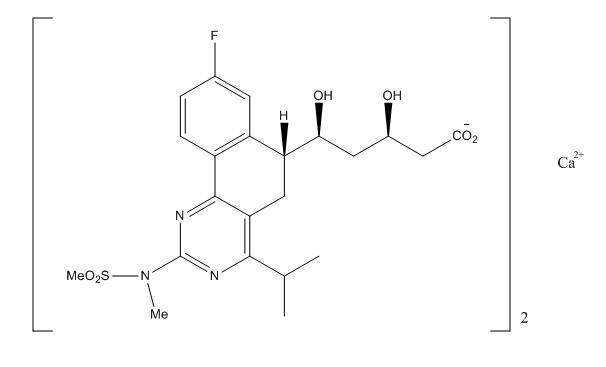 Rosuvastatin Calcium Impurity 1