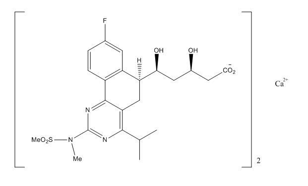 Rosuvastatin Calcium Impurity 2