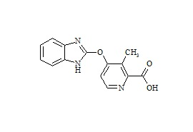 Rabeprazole Impurity 1