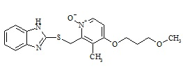 Rabeprazole Sulfide N-Oxide