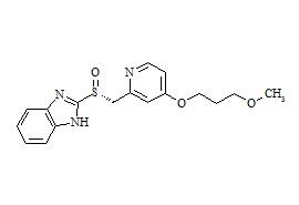(R)-Desmethyl Rabeprazole