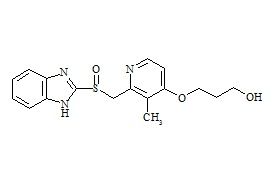 Racemic-O-Desmethyl Rabeprazole Impurity