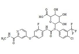 Regorafenib N-Glucuronide (M7 Metabolite)