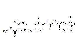 Regorafenib N-Oxide (M2 Metabolite)